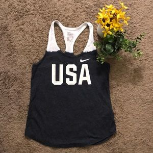 Team USA Nike Olympic Tank Top